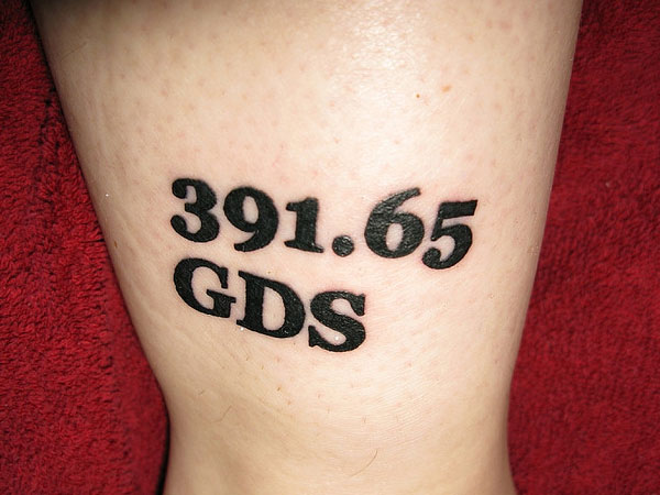 Number Tattoos 25 Different Designs With Images Slodive