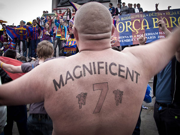 The magnificence of the number 7