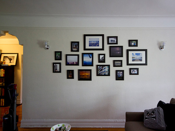 Cer Of Photos On Wall