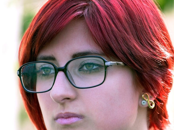 geeky red hair 25 Mind Blowing Red Hair Color Shades