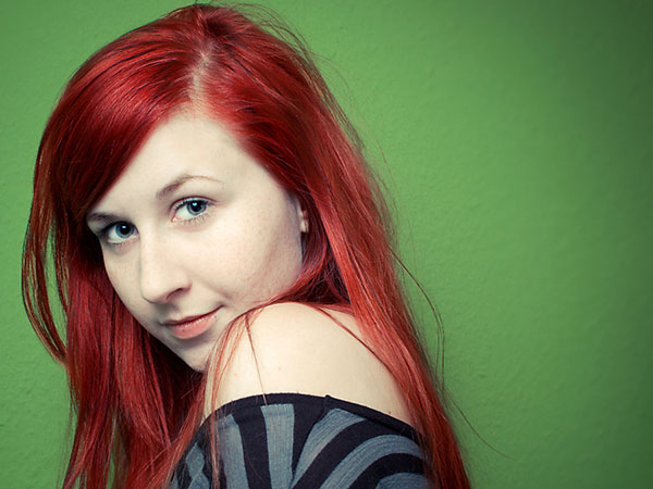 pretty redhead 25 Mind Blowing Red Hair Color Shades