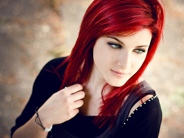 30 Astounding Red Hairstyles - SloDive