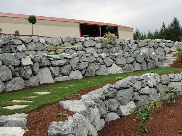 garden design with exciting rock landscaping ideas slodive with backyard makeover contest from slodivecom