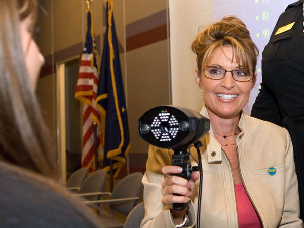 optix willow 35 Superlative Sarah Palin Pictures