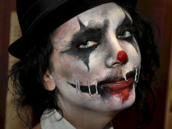 evul clown 25 Exceptional Scary Clown Pictures