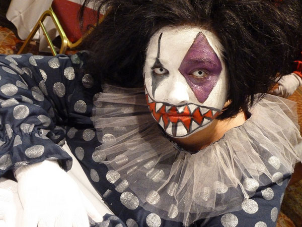 midwest haunters 25 Exceptional Scary Clown Pictures