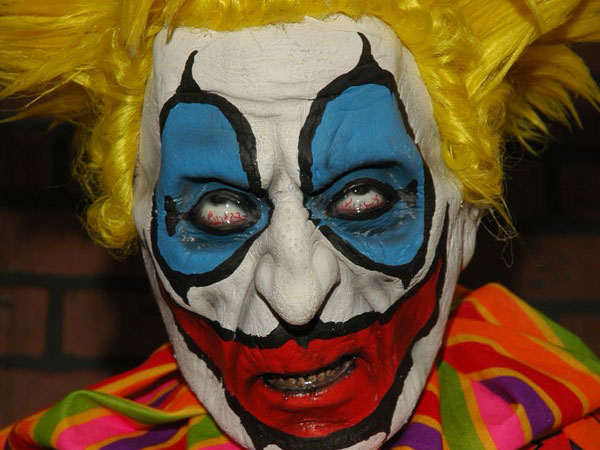 monsterous 25 Exceptional Scary Clown Pictures
