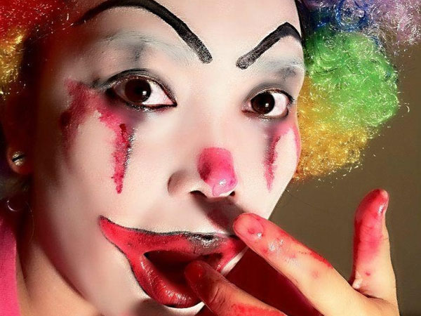 scary clown picture 25 Exceptional Scary Clown Pictures
