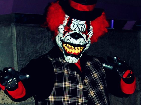 scary clown 25 Exceptional Scary Clown Pictures