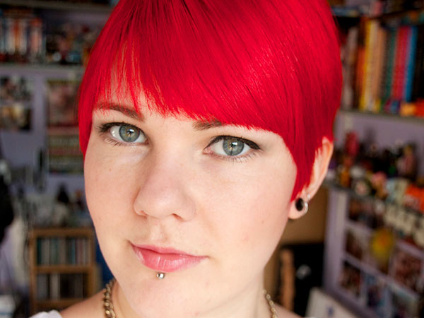 got bored 25 Breathtaking Short Red Hairstyles
