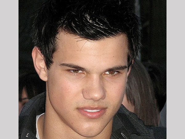 Taylor Lautner New Picture