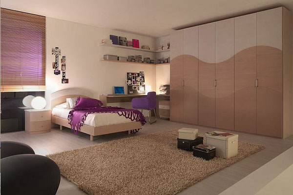 Biscuit Brown Bedroom