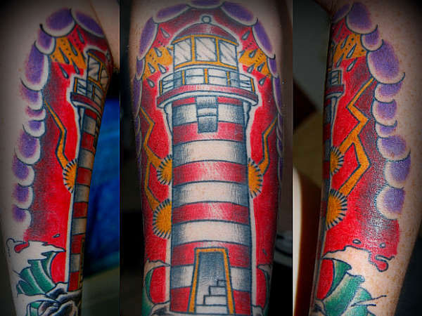 Traditional Lighthouse