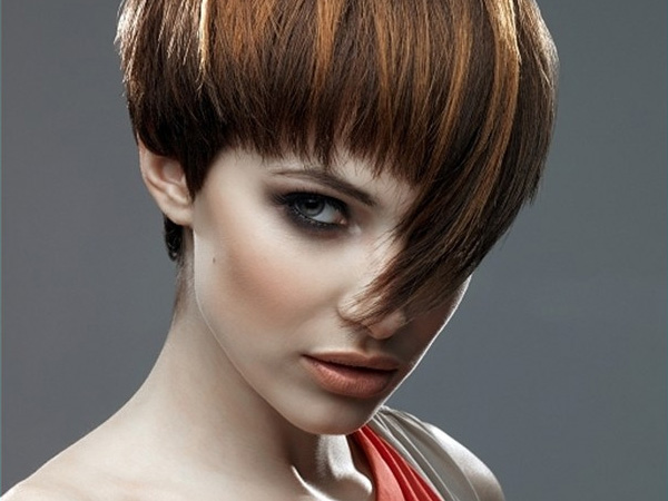 Hairstyle Contemporary Short