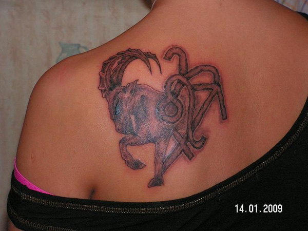aries lower back 25 Sweet Aries Tattoos For Women