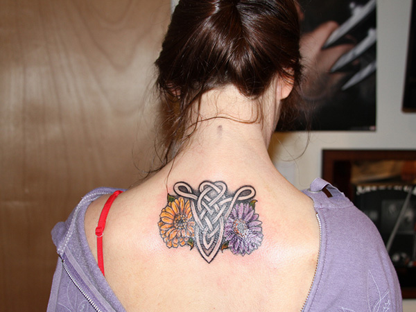 celtic aries tattoo 25 Sweet Aries Tattoos For Women