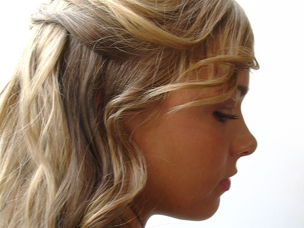 Soft Blonde Hair Color