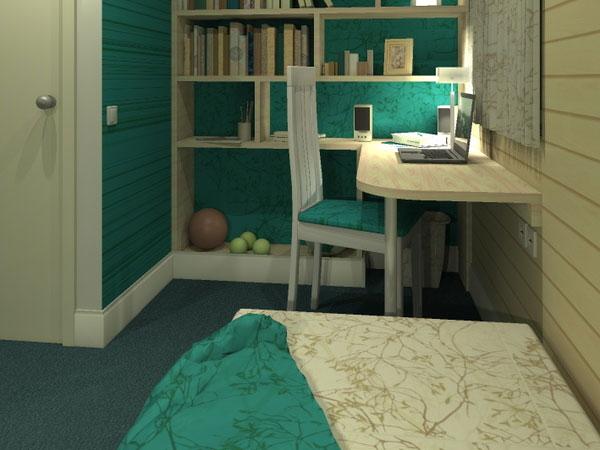 Jewel Inspiration Bedroom