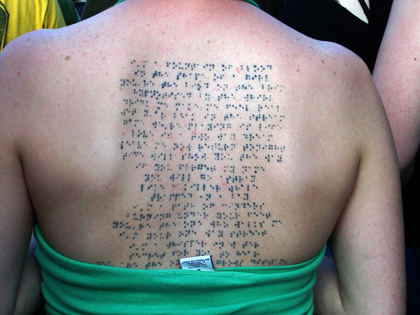 Clever Tattoo