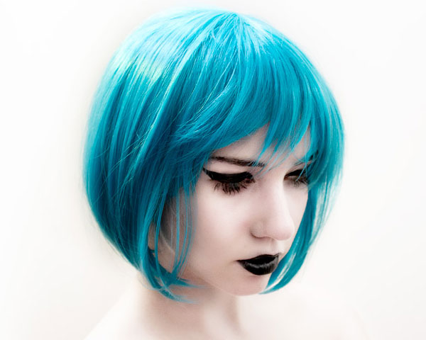 blue hair 25 Cool Hair Color Ideas You Should Check Right Now