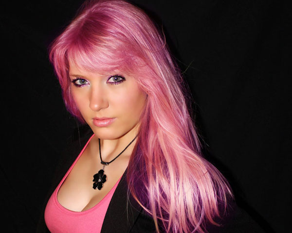 hair pink women 25 Cool Hair Color Ideas You Should Check Right Now