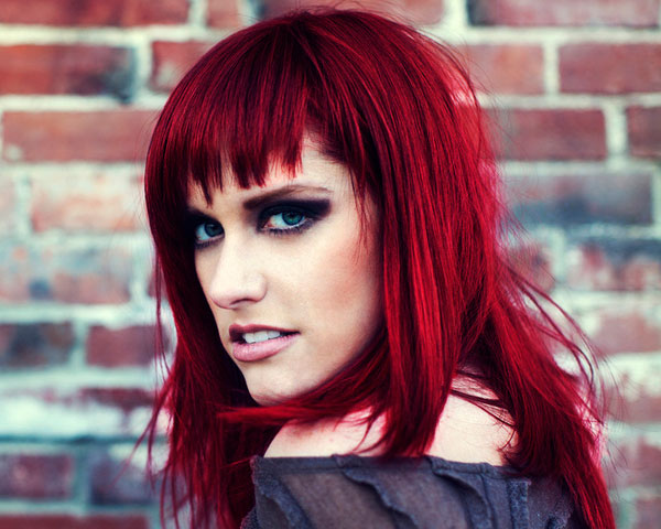 medium red hair 25 Cool Hair Color Ideas You Should Check Right Now