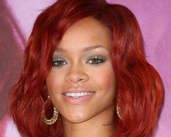 rihanna 25 Cool Hair Color Ideas You Should Check Right Now