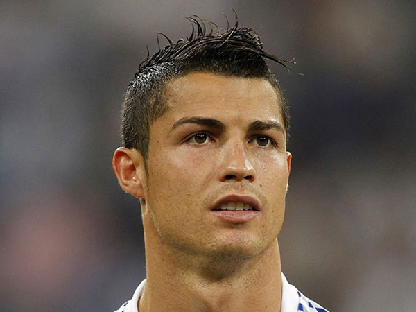 Cristiano Ronaldo Hairstyle 25 Cool Collections Design Press