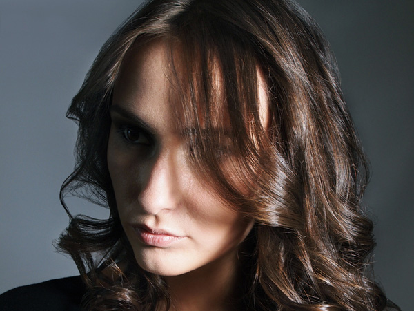 marine babe 25 Magical Dark Brown Hair Color Ideas