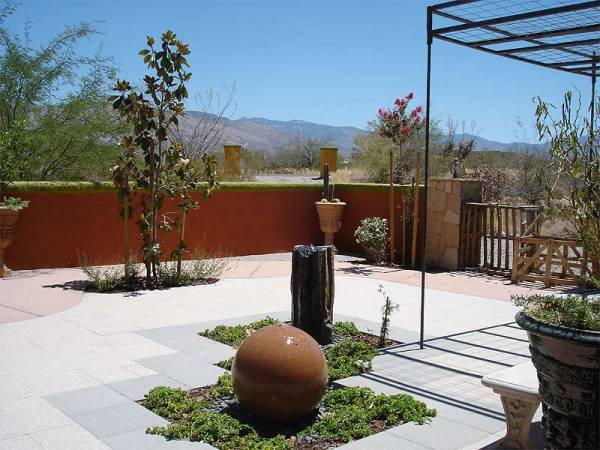 Desert Backyard Plans : desert landscaping ideas quakerrose desert landscaping ideas