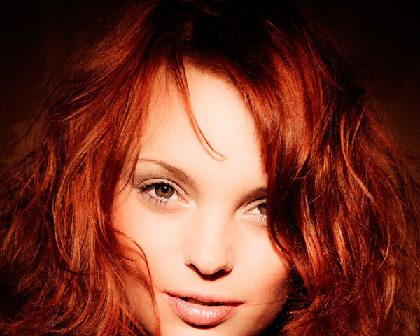 darkred 25 Unbelievable Fun Hair Color Ideas