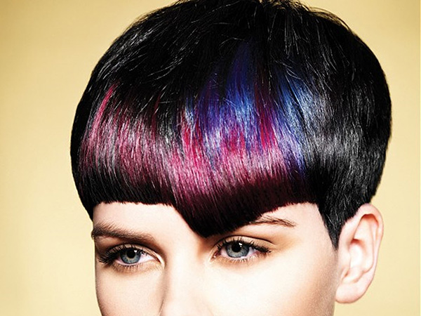 passenger funky haircolor 25 Funky Hair Color Ideas Which Look Marvelous
