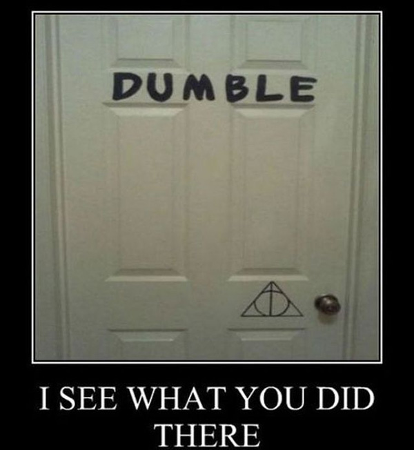 Door Funny Caption