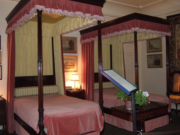 Canopied Beds
