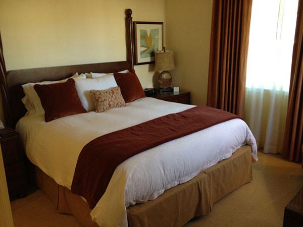 terranea guest bedroom 25 Wonderful Guest Bedroom Ideas