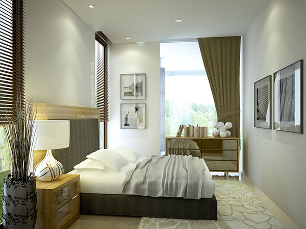 25 Wonderful Guest Bedroom Ideas SloDive