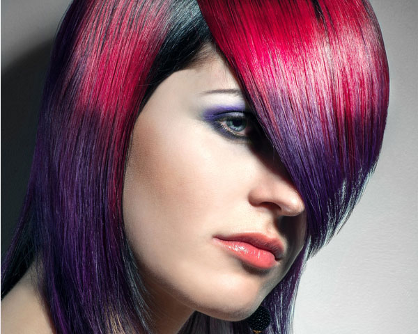 25 phenomenal hair highlight ideas slodive black with pink pmusecretfo Images