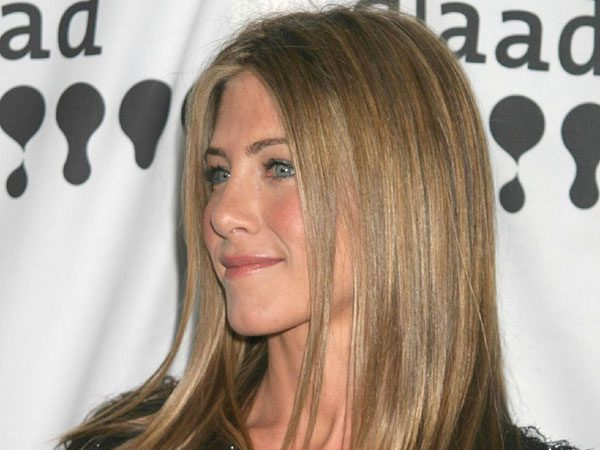 Opinion Jennifer aniston hair color question interesting