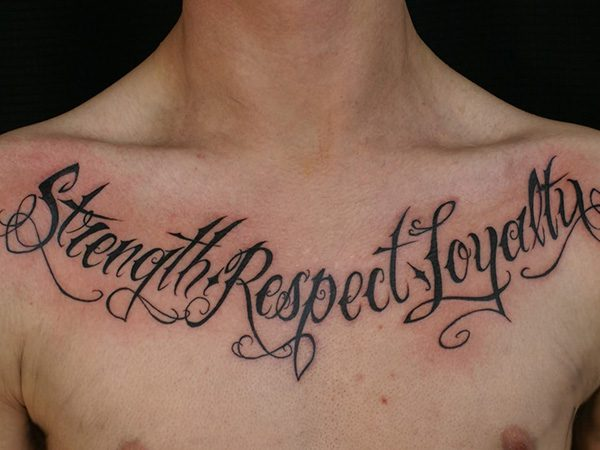 25 Inspirational Words For Tattoos You Should Check Today - SloDive