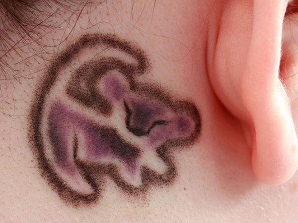 first tattoo 25 Astonishing Lion King Tattoo Ideas