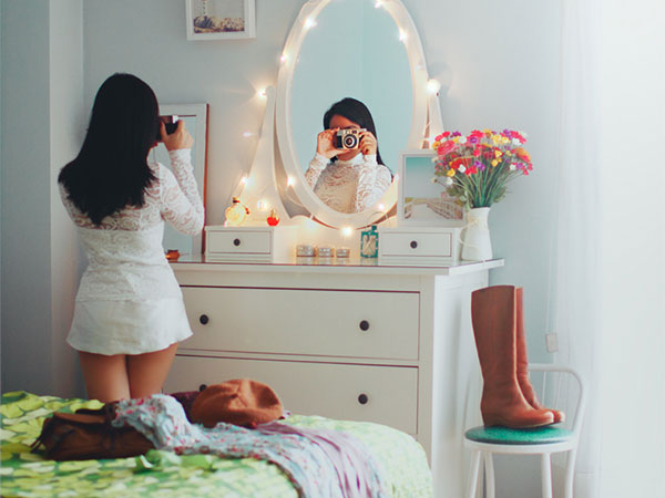 Magical Mirror. 25 Fabulous Little Girls Bedroom Ideas   SloDive