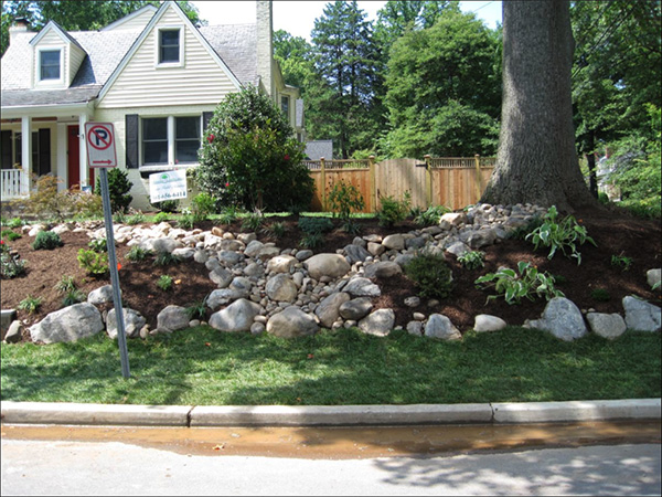 Easy Maintenance Landscaping