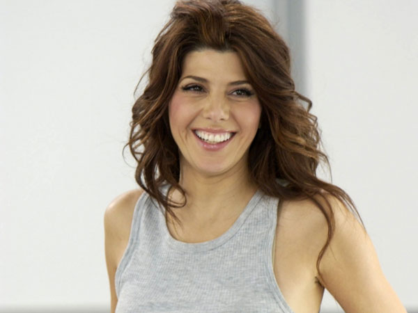 Casually Marisa Tomei