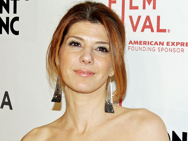 updo hairstyle 25 Glamorous Marisa Tomei Pictures