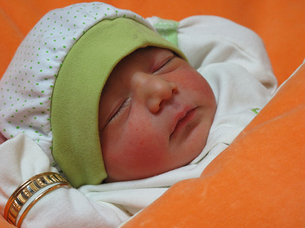 Wrapped Up Newborn