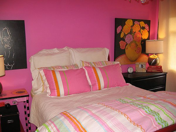 Pink Bedroom Ideas - 25 Incredible Collections | Design Press