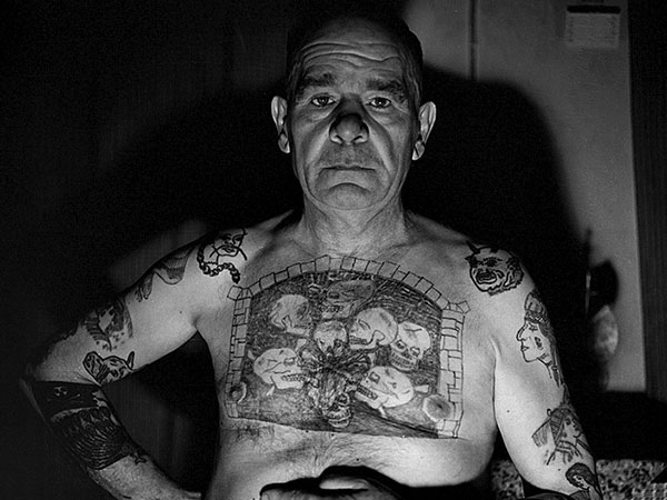 tattooed old people 30 Remarkable Old People With Tattoos