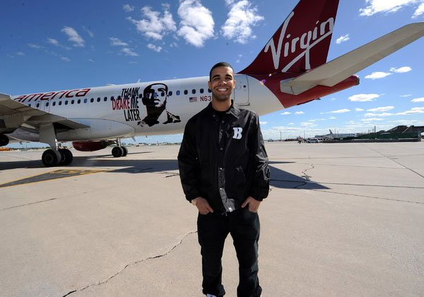 airplane 30 Awesome Pictures of Drake