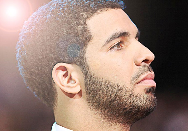 closeup 30 Awesome Pictures of Drake