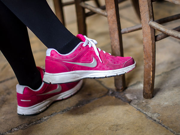 Awesome Pink Shoes